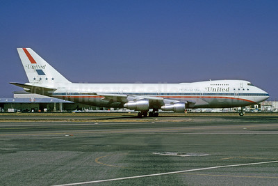 Airline Color Scheme - Introduced 1972 (4 Star Friendship)