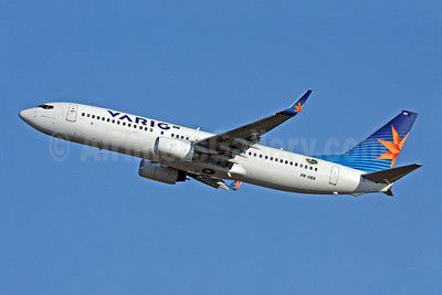 Airline Color Scheme - Introduced 2007 (star on rudder)