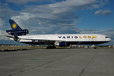 Airline Color Scheme - Introduced 1996 (VARIG)