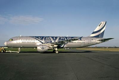 V Bird Airlines Airbus A320-211 N811LF (PH-VAE) (msn 1905) SEN (Antony J. Best). Image: 951566.