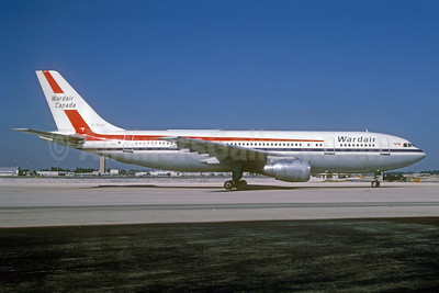Airline Color Scheme - Introduced 1966