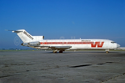 Airline Color Scheme - Introduced 1970