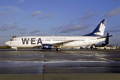 """Jurata"" - Airline Color Scheme - Introduced 2000"