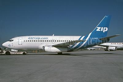 Airline Color Scheme - Introduced 2003 (blue)
