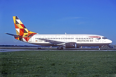 Airline Color Scheme - Introduced 1997 (Sterntaler - Fairy Tale - Germany)