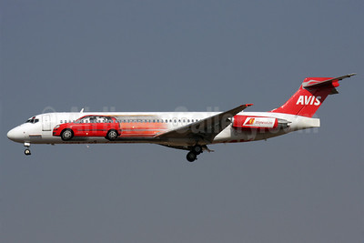 Avis (left side) special color scheme