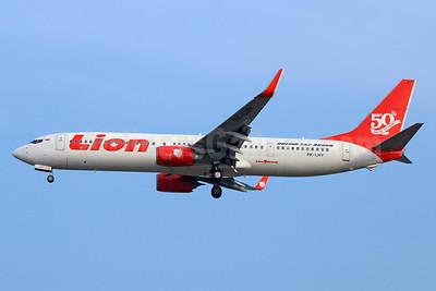 Lion Air's 50th Boeing 737-900ER