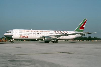 Lauda  Air (Air Italy) - Livingston Aviation Group Boeing 767-330 ER I-LLAG (msn 25137) (Aldo Ciarini - Bruce Drum Collection). Image: 954797.