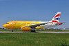 "British Airways Airbus A319-131 G-EUPC (msn 1118) (Our moment to shine - 2nd London Olympics logojet - ""Firefly"") LHR (Dave Glendinning). Image: 908393."