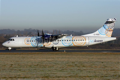 Aer Arann ATR 72-212A (ATR 72-500) EI-REP (msn 797) LTN (Antony J. Best). Image: 901242.