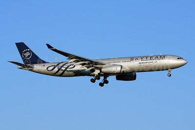Aeroflot Russian Airlines Airbus A330-343 VQ-BCQ (msn 1058) (SkyTeam) AYT (Andi Hiltl). Image: 906207.