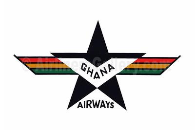1. Ghana Airways logo
