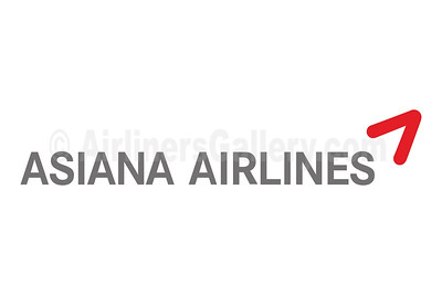 1. Asiana Airlines logo