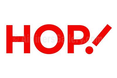1. Hop! for Air France logo