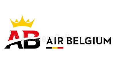 1. Air Belgium (2nd) logo