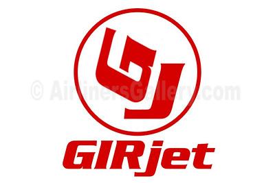 1. GIRjet logo