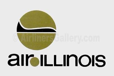 1. Air Illinois logo