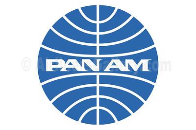 1. Pan American World Airways (Pan Am) logo