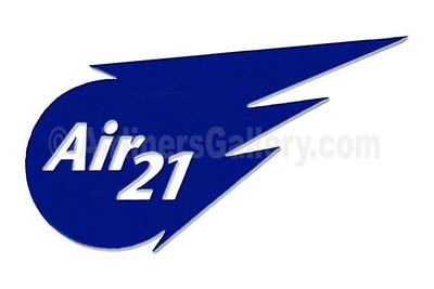 1. Air 21 logo