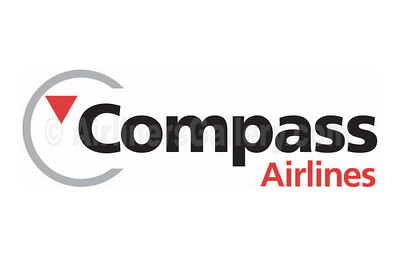 1. Compass Airlines (USA) logo