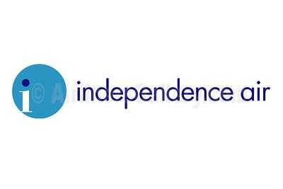 1. Independence Air logo