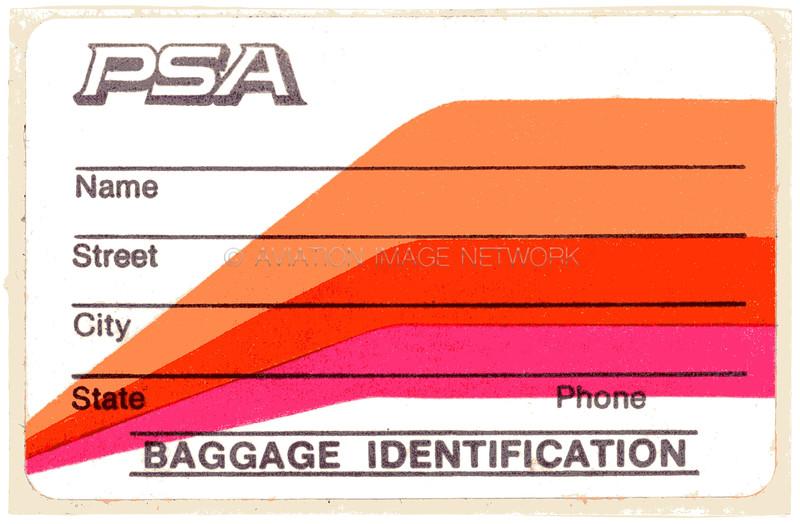 PSA - Pacific Southwest Airlines