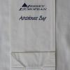 Jersey European Airways (JY) Sick Bag (Rear)