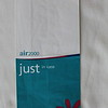 Air 2000 (DP) Sick Bag (Front)