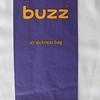 Buzz (UK) Sick Bag (Front)