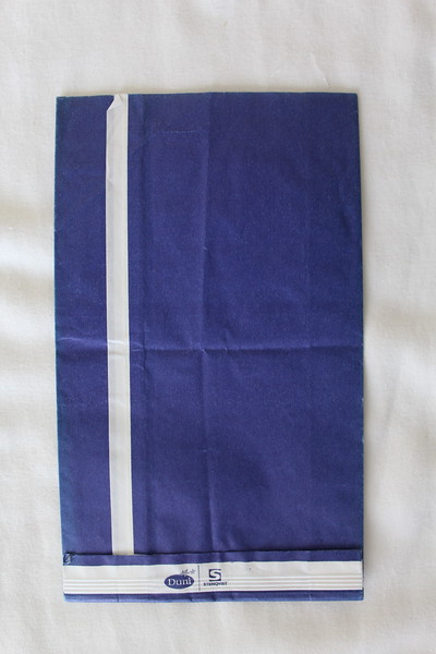Braathens (BU) Sick Bag (Front)