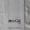 AeroGal (2K) Sick Bag (Front)