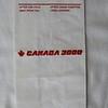 Canada 3000 (2T) Sick Bag (Front)