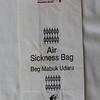 Malaysia Airlines (MAS) (MH) Sick Bag (Front)