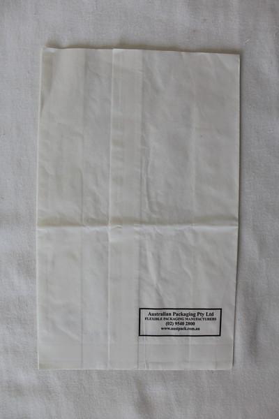 QANTAS Airways (QF) Sick Bag (Front)