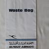 Kuwait Airways (KU) Sick Bag (Front)