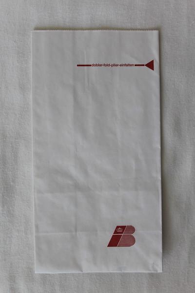Iberia (IB) Sick Bag (Front)