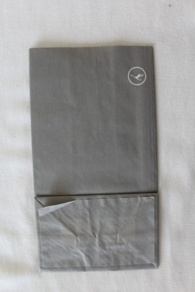 Lufthansa (LH) Sick Bag (Rear)