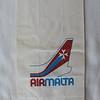 Air Malta (KM) Sick Bag (Front)