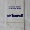 Air Transat (TS) Sick Bag (Rear)