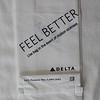 Delta Air Lines (DL) Sick Bag (Rear)