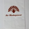 Air Madagascar (MD) Sick Bag (Front)