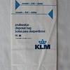 KLM Royal Dutch Airlines (KL) Sick Bag (Front)
