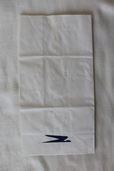 Aerolineas Argentinas (AR) Sick Bag (Front)
