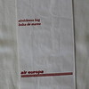 Air Europa (UX) Sick Bag (Front)