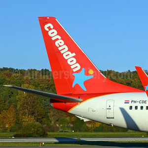 Corendon Dutch Airlines (2015) (The Netherlands)