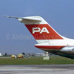 Pan Adria Airways (Croatia, Yugoslavia)