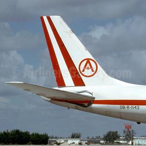 Aeronaves del Peru (Peru)