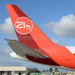 21 Air (Dynamic Airways) (2014)  (Bruce Drum).