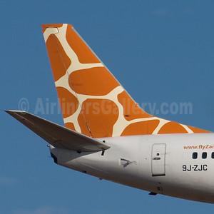 Zambezi Airlines (Zambia) (Michael Stappen)