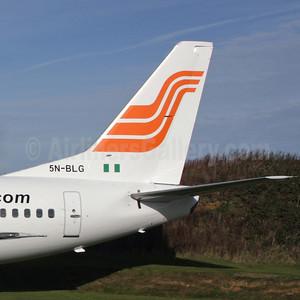 Aero Contractors (Nigeria) (Antony J. Best)